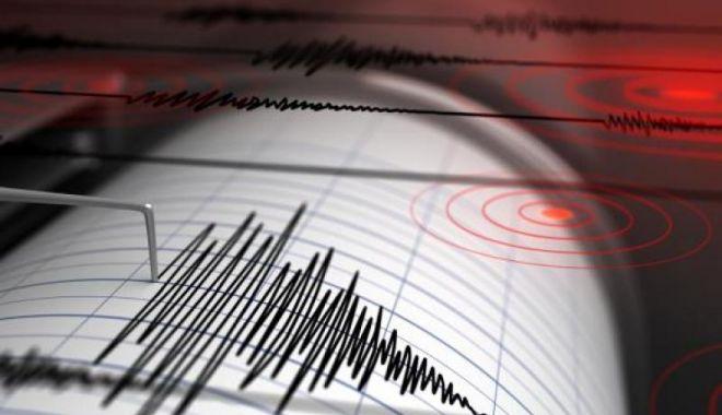 Foto: Cutremur în Buzău, luni dimineaţă