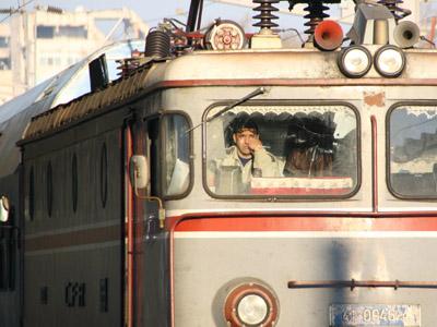 Foto: Mecanicii de locomotivă pichetează, mâine, Ministerul Transporturilor