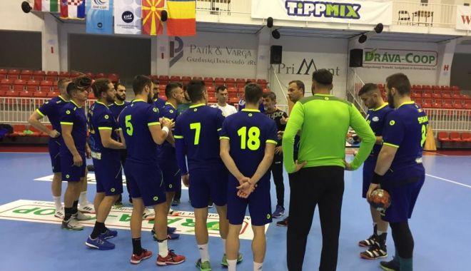Foto: HC Dobrogea Sud a ratat în ultima secundă calificarea în turul III al Cupei EHF