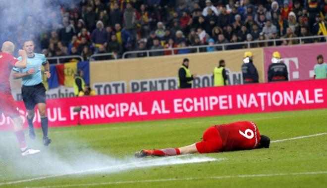 Foto: Meciul România - Danemarca se va disputa  cu suporteri, dar nu pe Arena Naţională