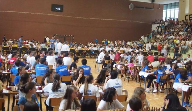 Foto: Medalie pentru CS Palatul Copiilor, la Campionatul Naţional de şah pe echipe - juniori