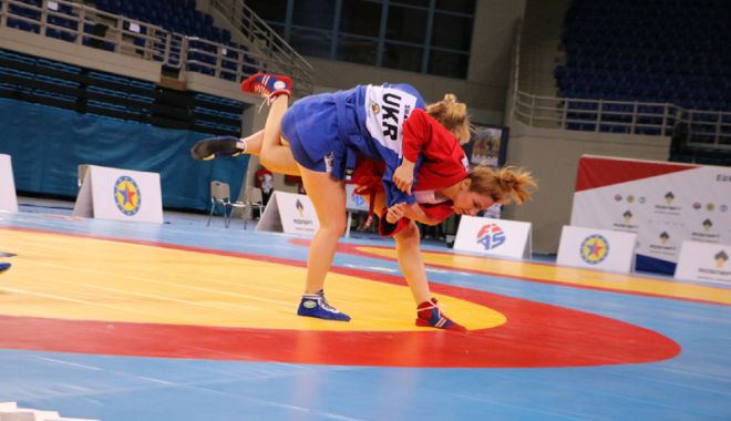 Foto: Medalie de bronz pentru CS Farul Constanţa, la Mondialele de sambo