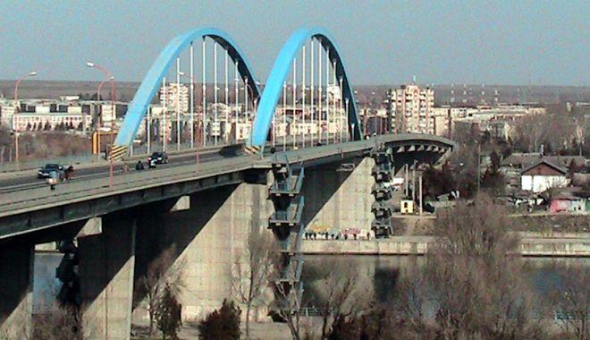 Foto: Parteneriat cu bulgarii. Medgidia primește patru milioane de euro pentru infrastructura rutieră