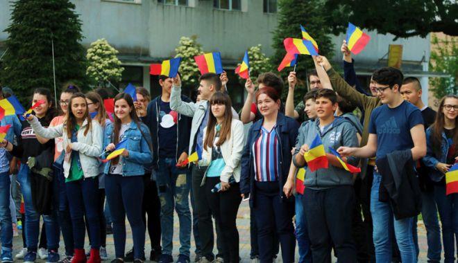 Foto: 9 mai, zi cu triplă semnificație istorică, celebrată la Medgidia