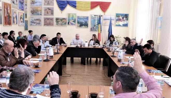 Foto: Consilierii din Medgidia au aprobat proiectele privind unele investiții în municipiu