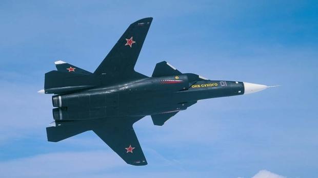 Foto: Incident GRAV deasupra Mării Negre: Avion de luptă rusesc, interceptat de americani
