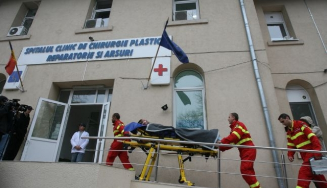 """Foto: MINER MORT ÎN SPITAL, după o explozie în mină / Control la Spitalul de Arşi: """"A murit din cauza infecţiei cu klebsiella"""""""