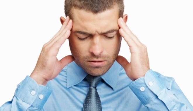 Foto: Medicamentele şi stresul, cauze ale durerilor de cap