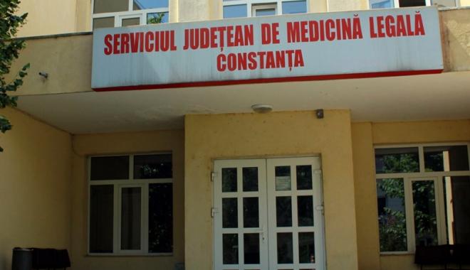 Foto: MITĂ LA MEDICINA LEGALĂ CONSTANŢA / Emil Alexiu a fost ARESTAT