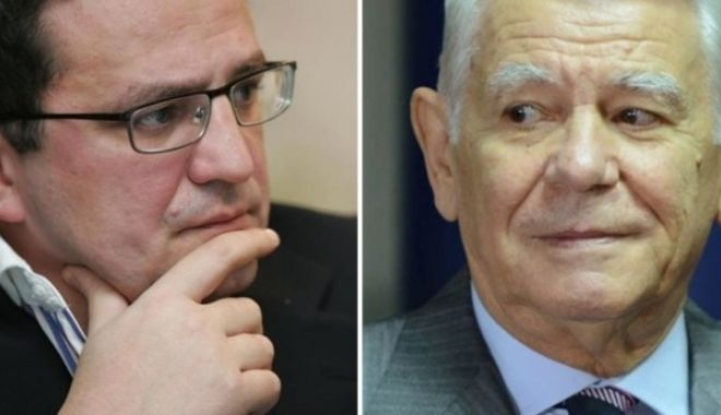 Foto: Meleșcanu: Trebuie să mă consult cu Dăncilă în legătură cu rechemarea lui Maior