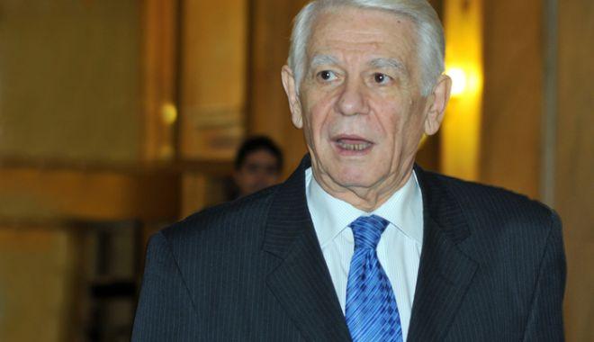 Foto: Meleșcanu a promovat candidatura României pentru un loc de membru nepermanent în Consiliul de Securitate al ONU