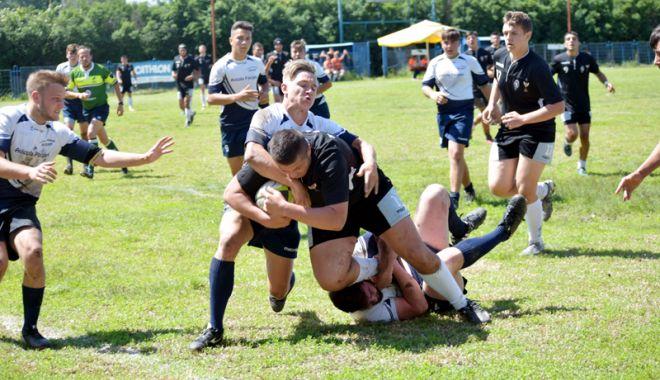 """Foto: Eseuri şi placaje! Memorialul  """"Mihail Naca"""" la rugby, ediţia a treia"""
