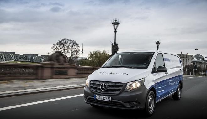 Foto: Vânzări record în 2017 pentru Mercedes-Benz