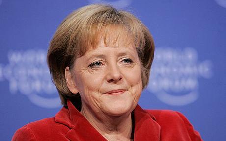 """Foto: Angela Merkel susţine că acţionează pentru Europa, nu pentru a """"supăra oamenii"""""""
