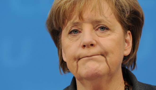 Foto: Merkel cere o colaborare UE - Turcia privind refugiații