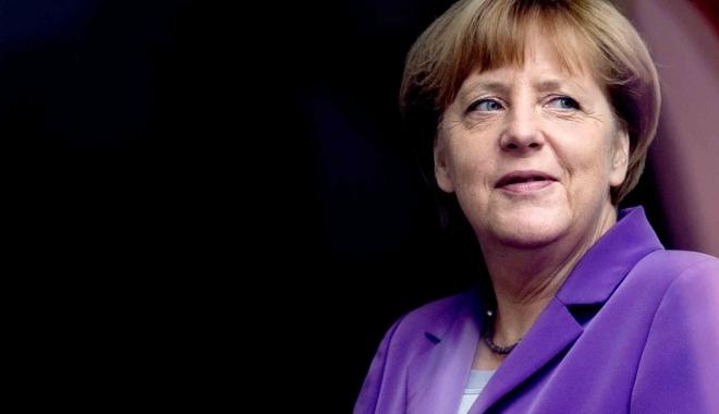 Foto: Angela Merkel intenționează să rămână cancelar pentru încă patru ani