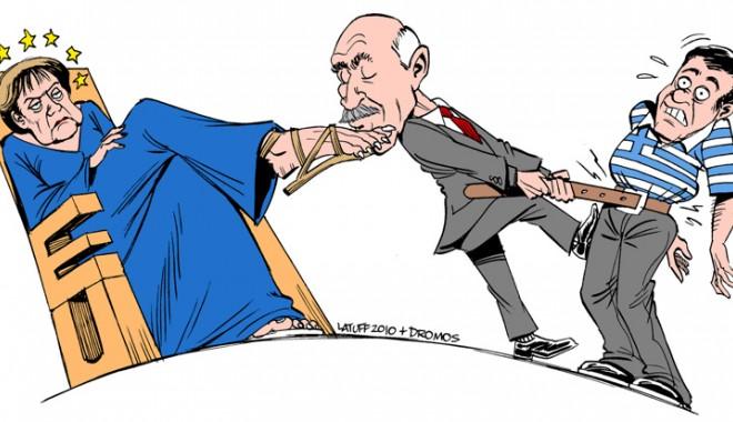 """Angela Merkel, către Grecia: """"Încrederea a fost puternic afectată"""""""