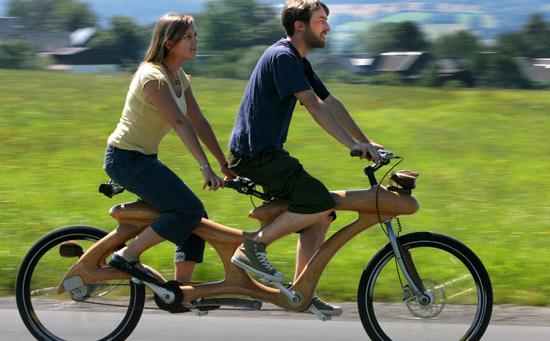 Foto: Mersul pe biciclet� �i poate l�sa infertili pe b�rba�i