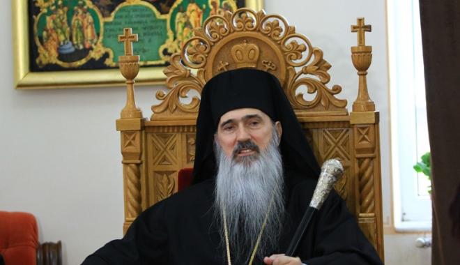 """Foto: Mesajul ÎPS Teodosie, la sfârșit de an: """"Biserica vă cheamă la înţelepciune  şi la bună chivernisire a timpului"""""""