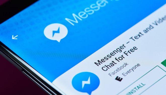 Foto: Acum se pot şterge mesajele trimise din greşeală pe Facebook Messenger. Iată paşii