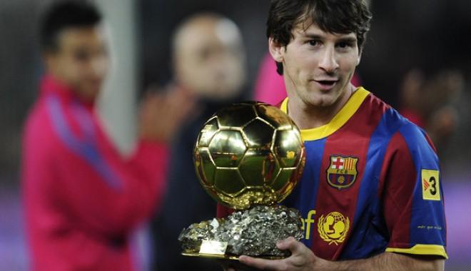 Foto: Golgheterii Ligii Campionilor: Leo Messi i-a ajuns pe Cristiano Ronaldo şi Burak Yilmaz