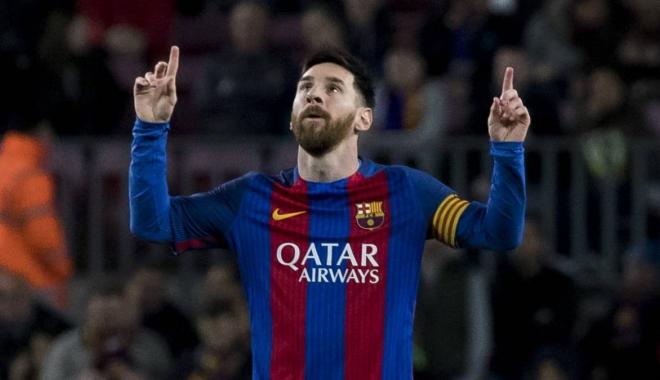 Foto: Lionel Messi va deveni tată pentru a treia oară