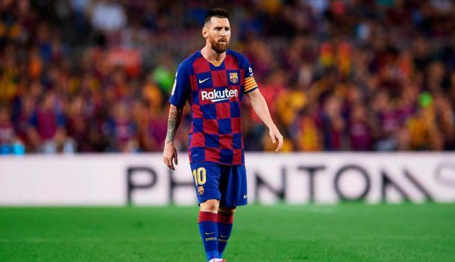 Președintele celor de la FC Barcelona promite că Messi va rămâne pe