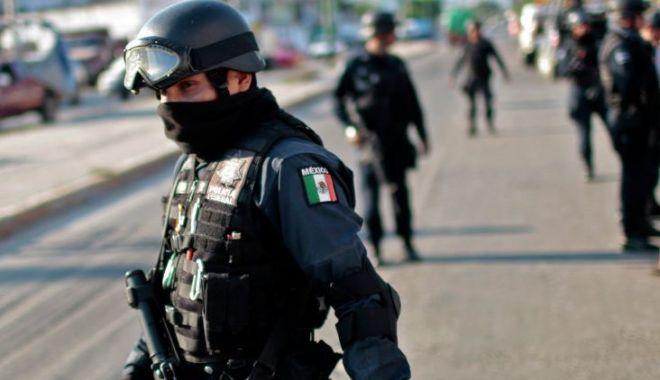 Foto: Mexicul creează Garda naţională împotriva traficului cu droguri