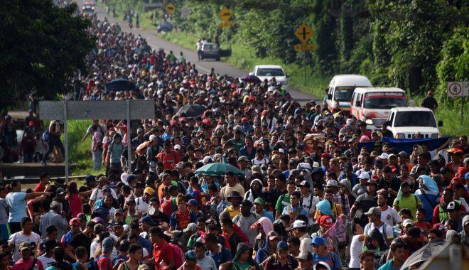 Foto: Mexicul şi SUA au semnat acordul privind migraţia