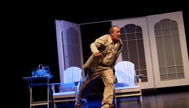 Foto: Florin Busuioc revine după 11 ani pe scena teatrului