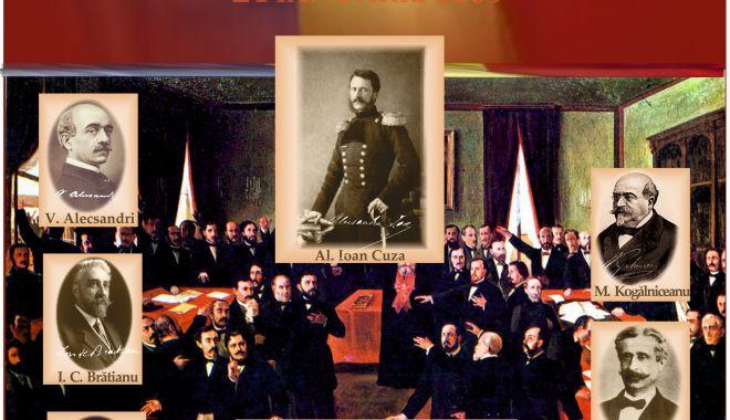 Foto: Mica Unire, marcată la Muzeul de Istorie din Constanța