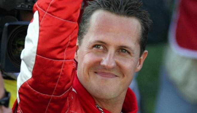 Foto: Un milion de euro, pentru o fotografie actuală cu Michael Schumacher