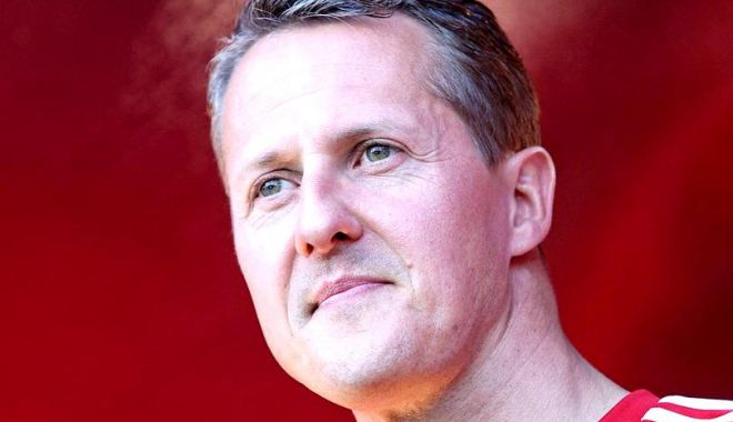 "Foto: Un consilier al Papei Francisc l-a vizitat pe Michael Schumacher: ""Arată cum ni-l amintim"""