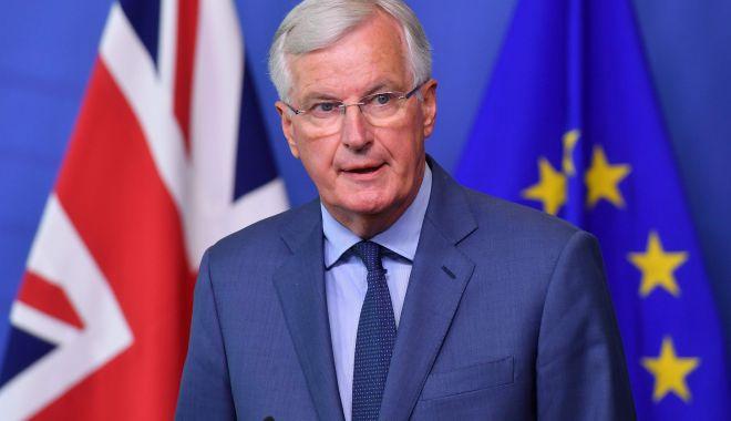 Foto: Michel Barnier, susținut de Grupul de la Vișegrad pentru funcția de președinte al Comisiei Europene