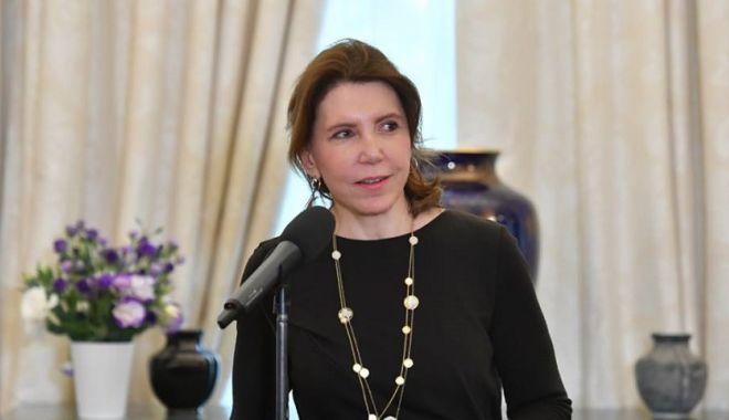 Ambasadoarea Franței vizitează Șantierul Naval Constanța