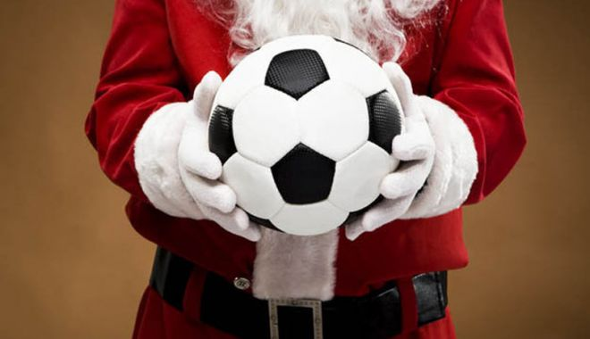 Foto: Micii fotbalişti  din judeţ, invitaţi  la Cupa Moş Crăciun