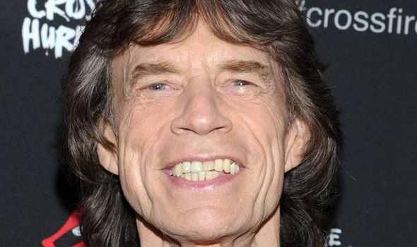 Foto: Cântăreţul Mick Jagger, bunic pentru a cincea oară