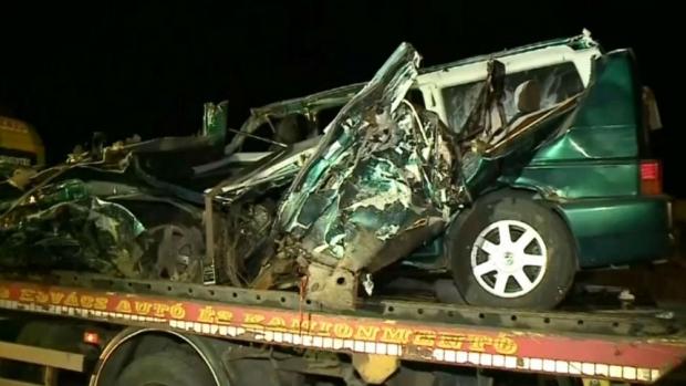 Tragedia din Ungaria. A fost identificată a noua victimă a accidentului - microbuz61529800-1527197452.jpg