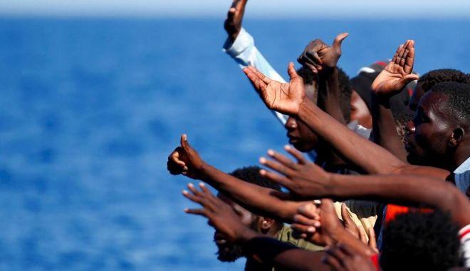 Foto: Guvernele de la Berlin şi Atena au ajuns la un acord prin care Grecia va prelua migranţii înregistraţi pe teritoriul ei