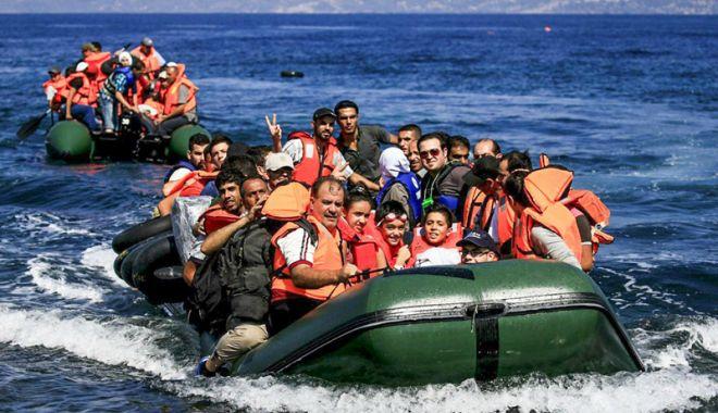 """Foto: """"Uniunea Europeană trebuie să-şi schimbe politica referitoare  la migraţiune"""""""