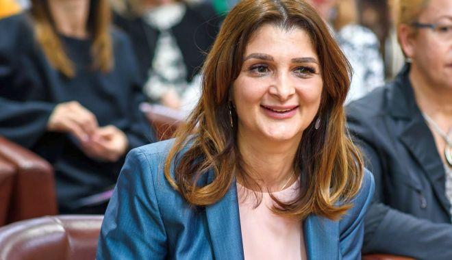 Foto: Mihaela Andrei, noul vicepreședinte al femeilor liberale din Constanța