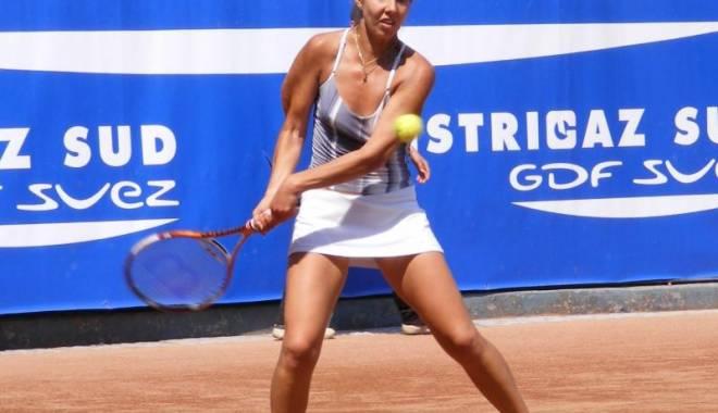 Foto: Tenis / Mihaela Buzărnescu s-a calificat în semifinalele turneului ITF de la Cairo