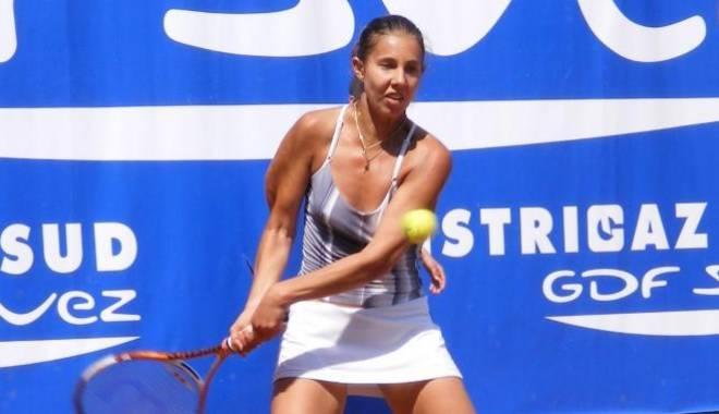 Foto: Tenis: Mihaela Buzărnescu a câștigat turneul ITF de la Cairo