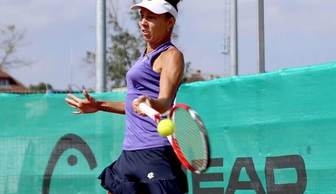 Foto: Tenis / Mihaela Buzărnescu s-a calificat în optimile turneului WTA de la Linz