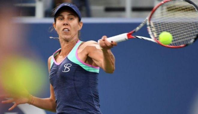Foto: Tenis / Buzărnescu, învinsă de Kvitova în finala de la Praga