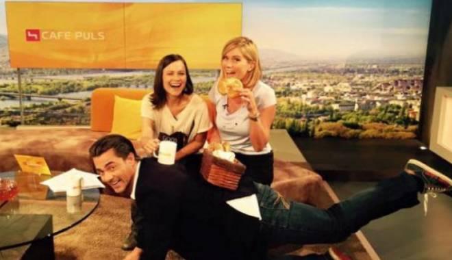 Foto: O televiziune din Austria a râs de Mihaela Rădulescu. Cum a fost parodiată în direct