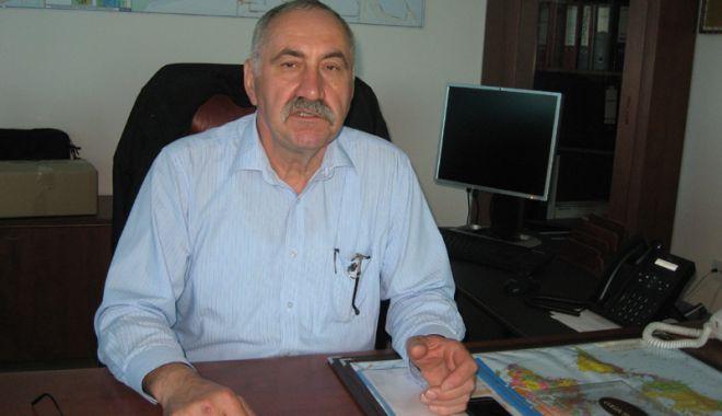 """Foto: Clc. Mihai Andrei  revine la """"cârma""""  Autorităţii Navale Române"""
