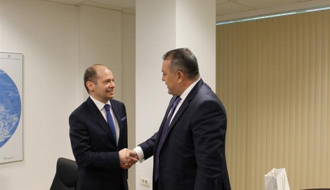 Mihai Daraban a primit vizita consulului general al Republicii Turcia la Constanţa - mihaidaraban1-1495207677.jpg