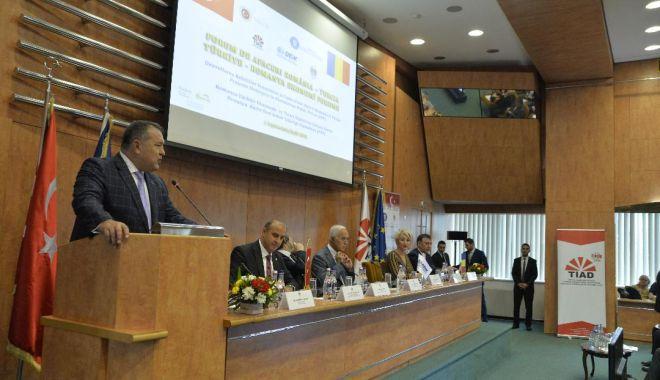 """Foto: Mihai Daraban: """"Turcia este cel mai important partener comercial al României dintre statele non UE"""""""