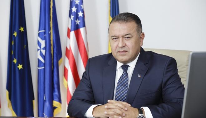 Foto: Mihai Daraban a fost reales preşedinte  al Camerei de Comerţ şi Industrie a României